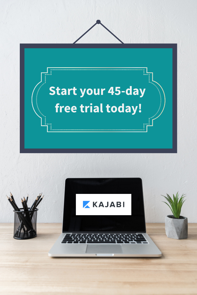 start your 45-day free trial today