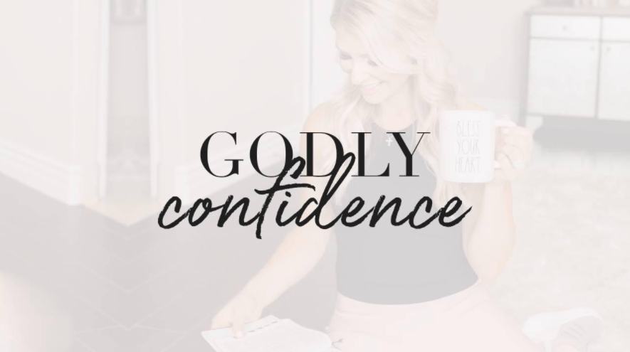 Kim Dolan Leto-Godly Confidence