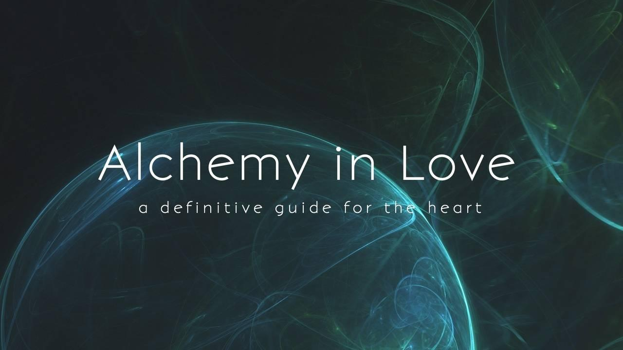 Alchemy in Love Program Jamie Greene