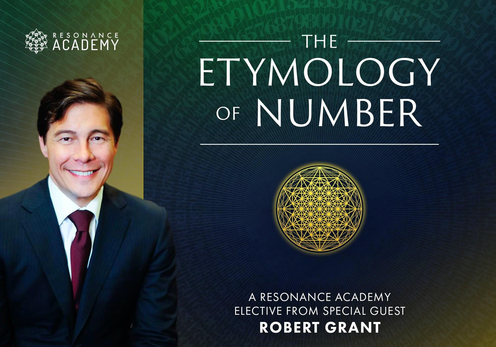 The Etymology of Number - Robert Edward Grant