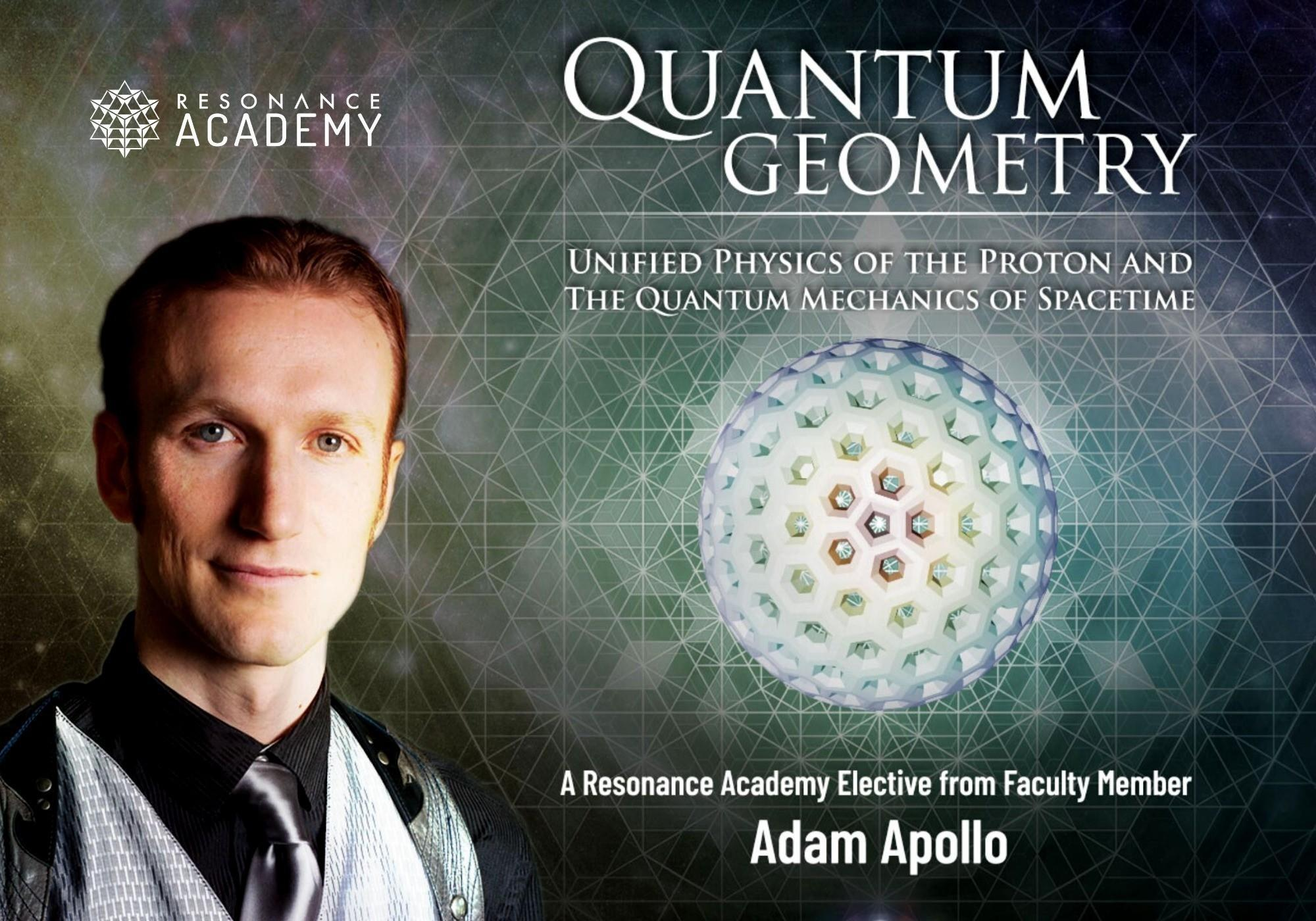 Quantum Geometry - Adam Apollo