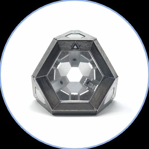 ARK crystal with saddle