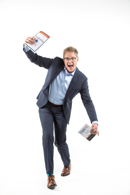 Marketing Expert Speaker