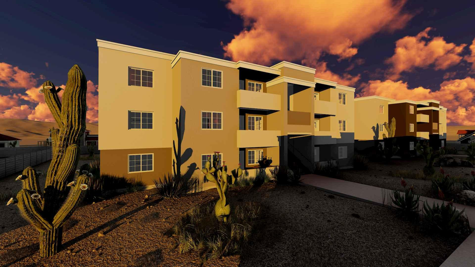 Triplexes and duplexes for sale in El Mirage, Arizona