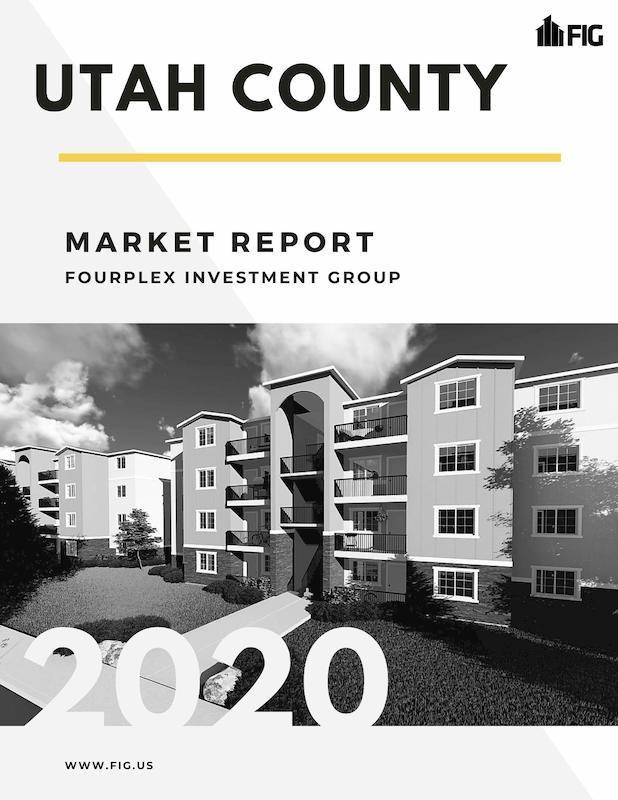 Utah County Multifamily Real Estate Market Report
