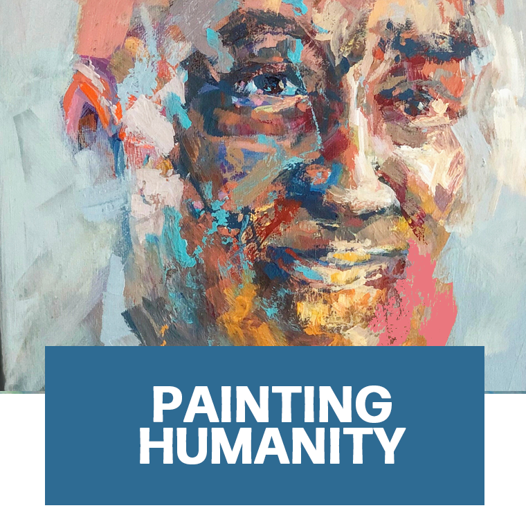 PAINTING HUMANITY ONLINE COURSE