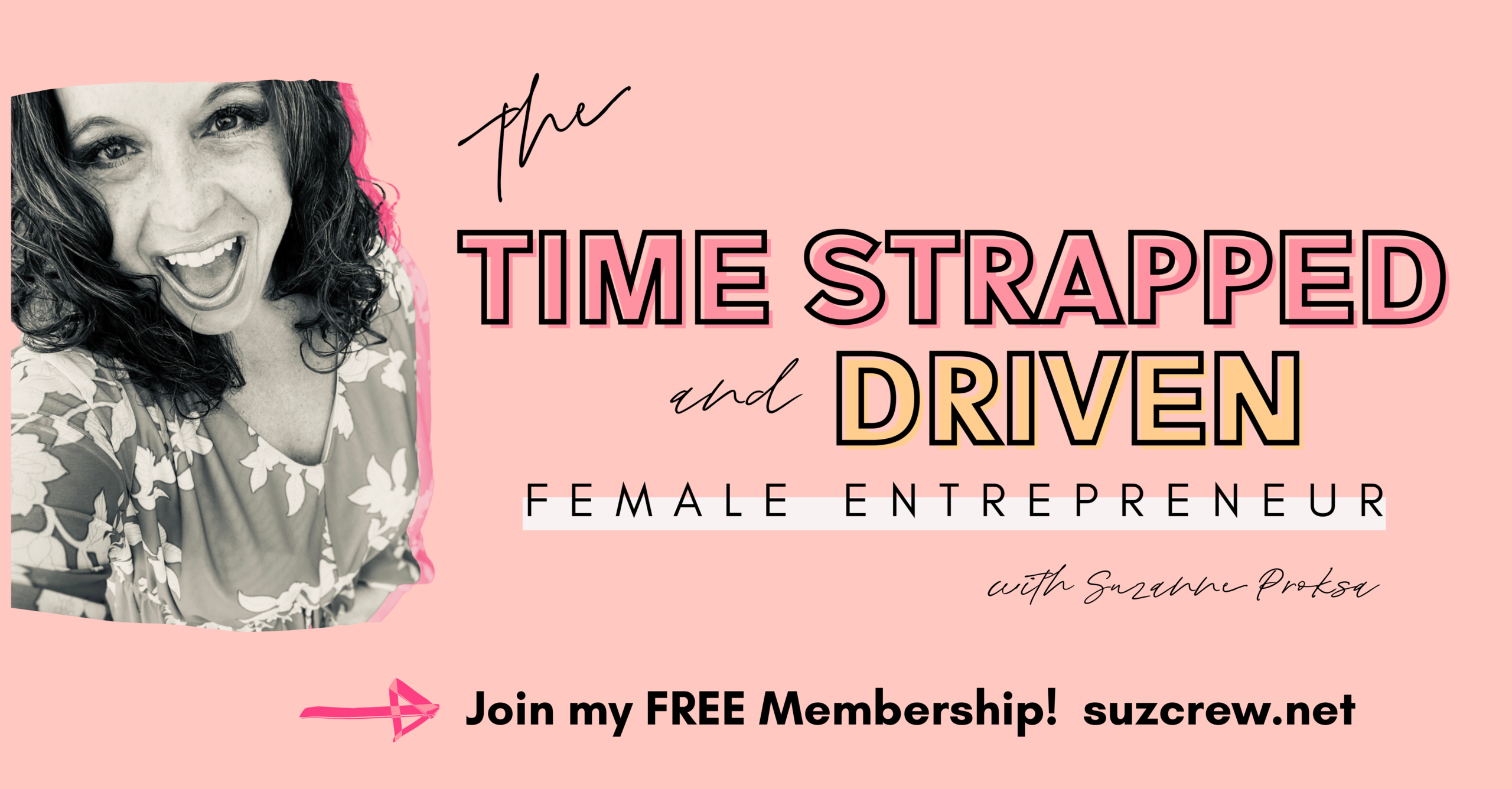 The Time Strapped and Driven Entrepreneur