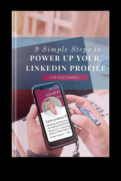 Book on Linkedin
