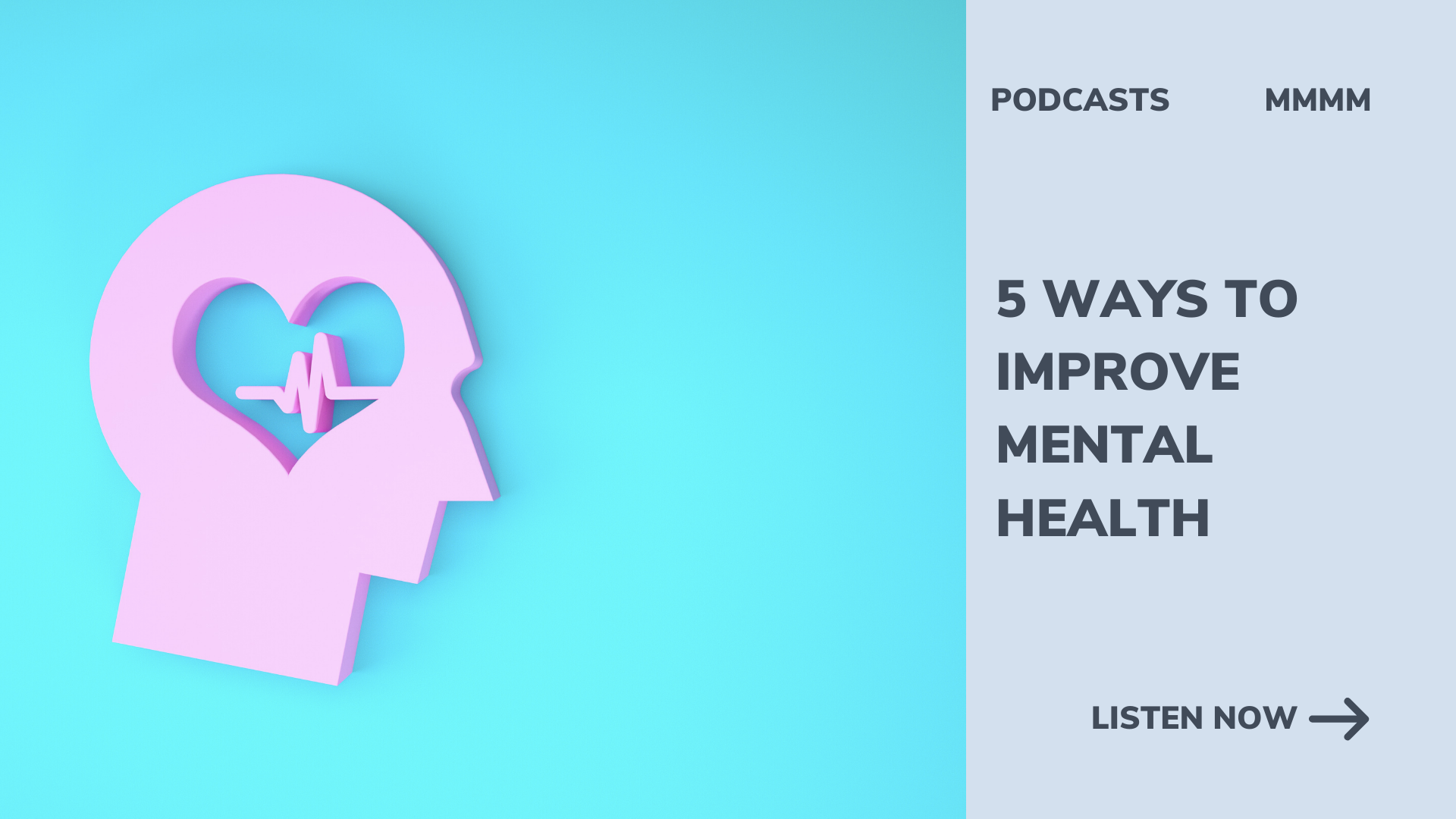 5 way to improve mental health