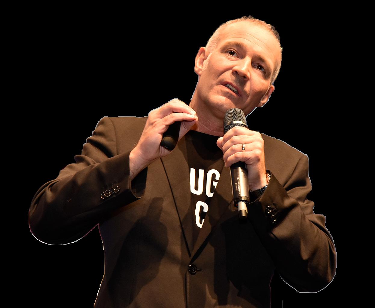 Dr. Stefan Frädrich (GEDANKENtanken Gründer & Autor)