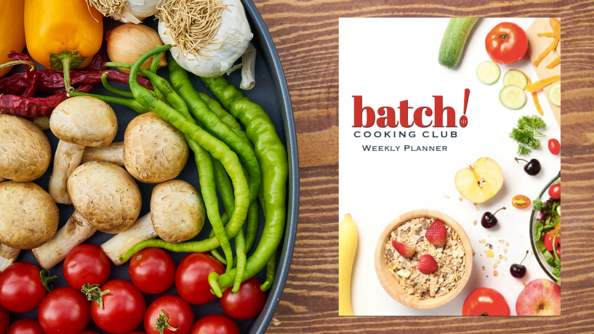 Batch Cooking Planner