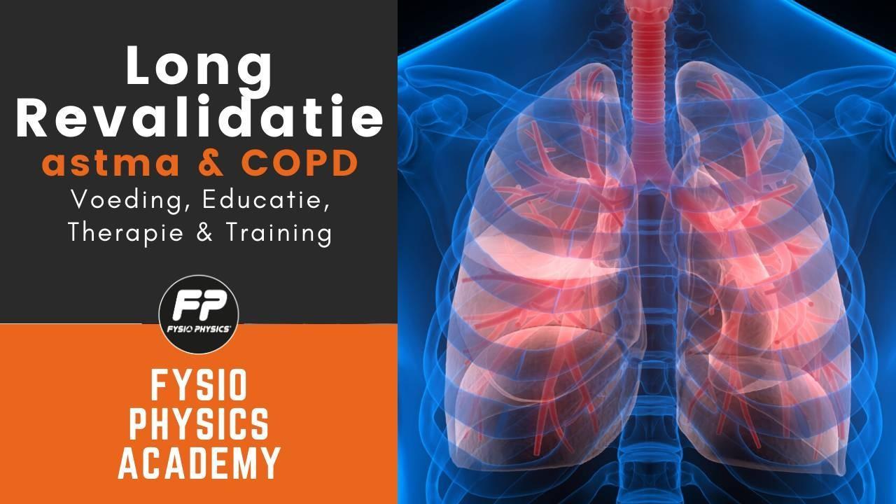 Longrevalidatie bij astma en COPD