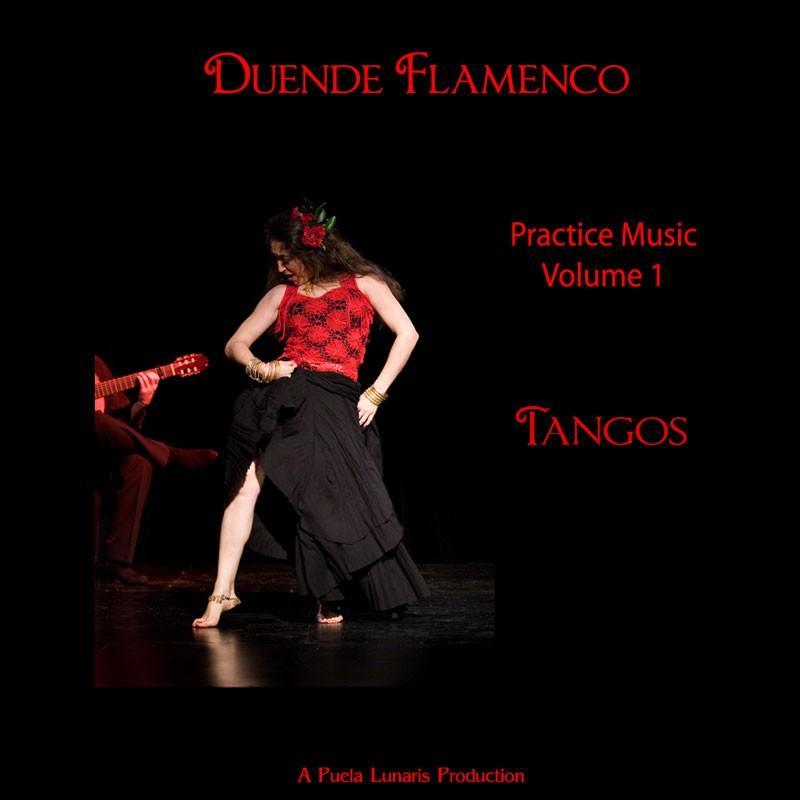 Flamenco music for dancers