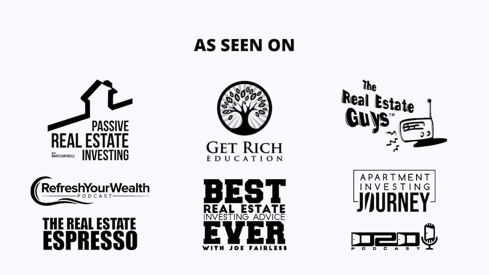 Top Real Estate Podcasts for Investors