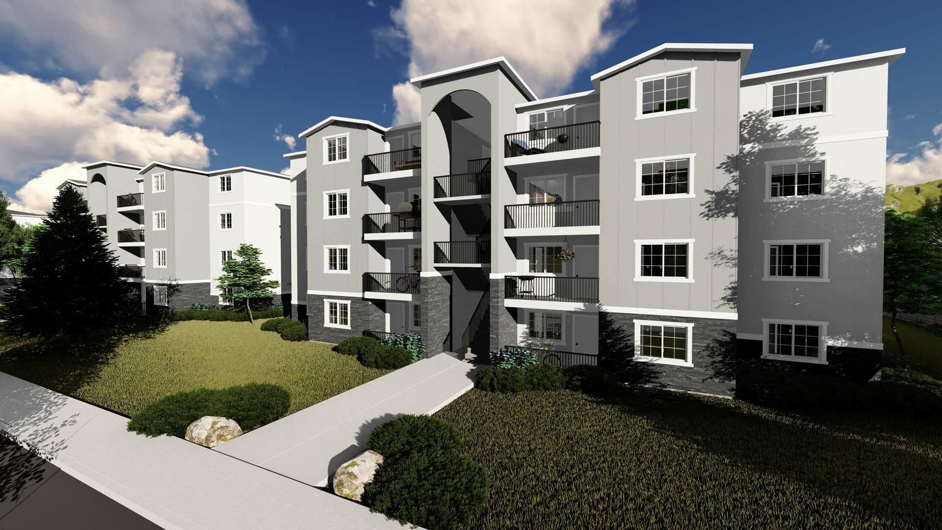 Pineridge Farms is a 2020 multifamily development located in Southern Utah County.