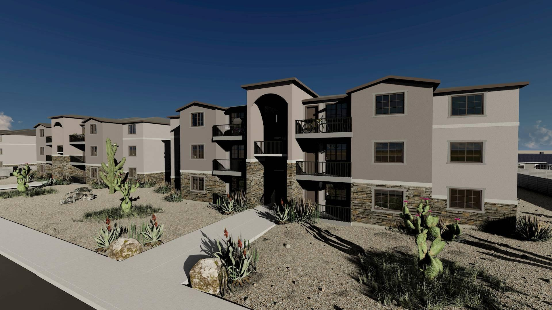 Village on Greenway is a 2020 multifamily development located in the Phoenix valley.