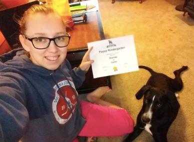Online Dog Training Testimonial