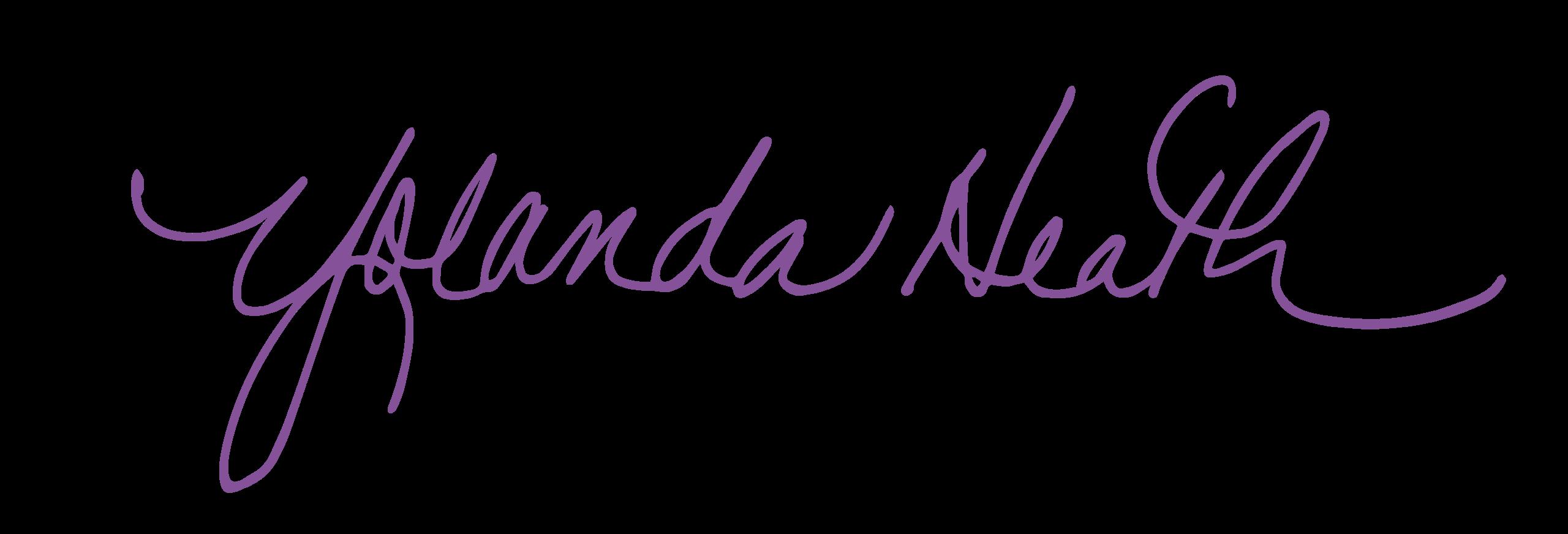 """""""Yolanda"""