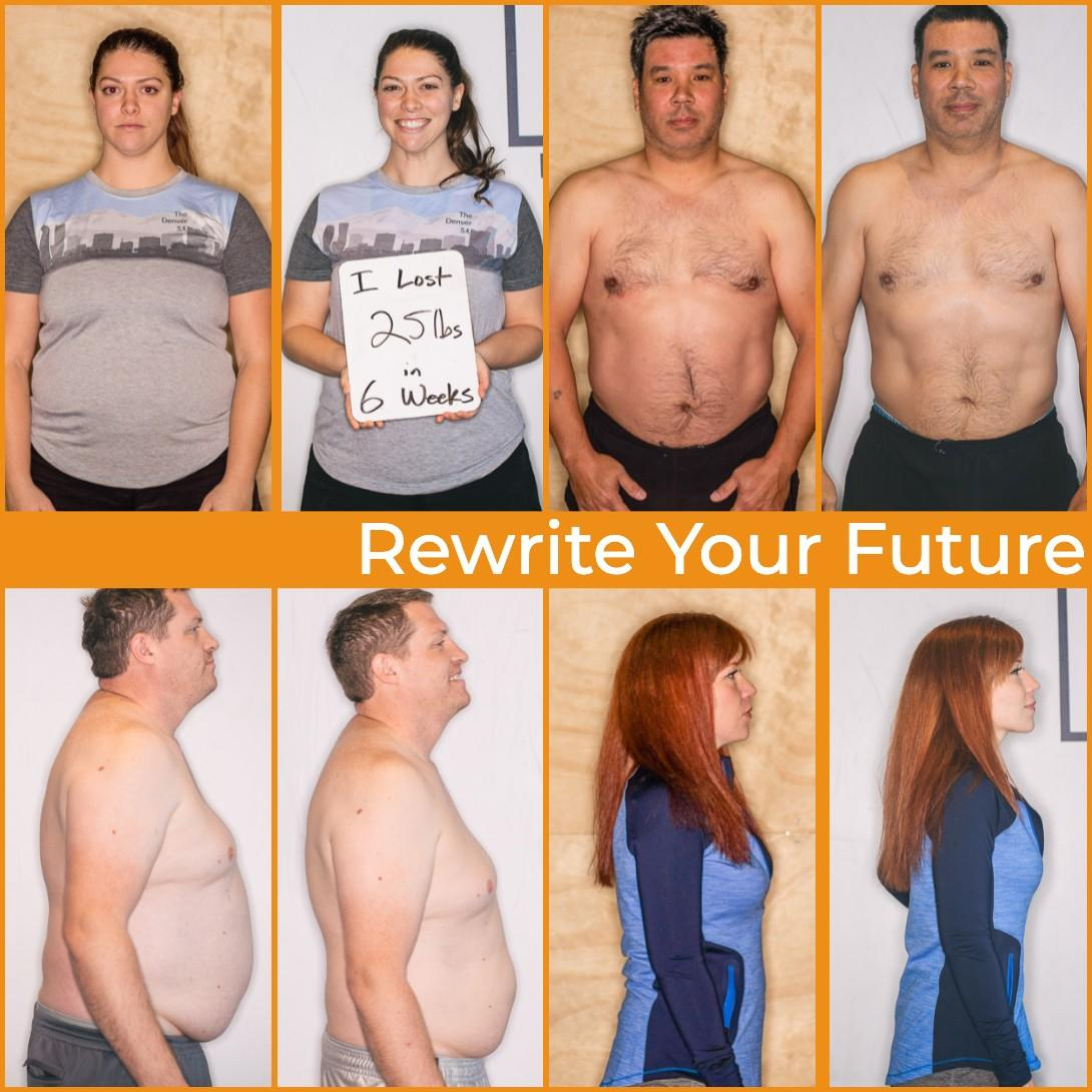 Lose Weight Fast with Jason Grubb