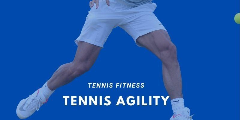 Tennis Agility And Change Of Direction