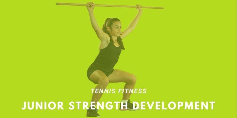 Junior Tennis Strength Development Program