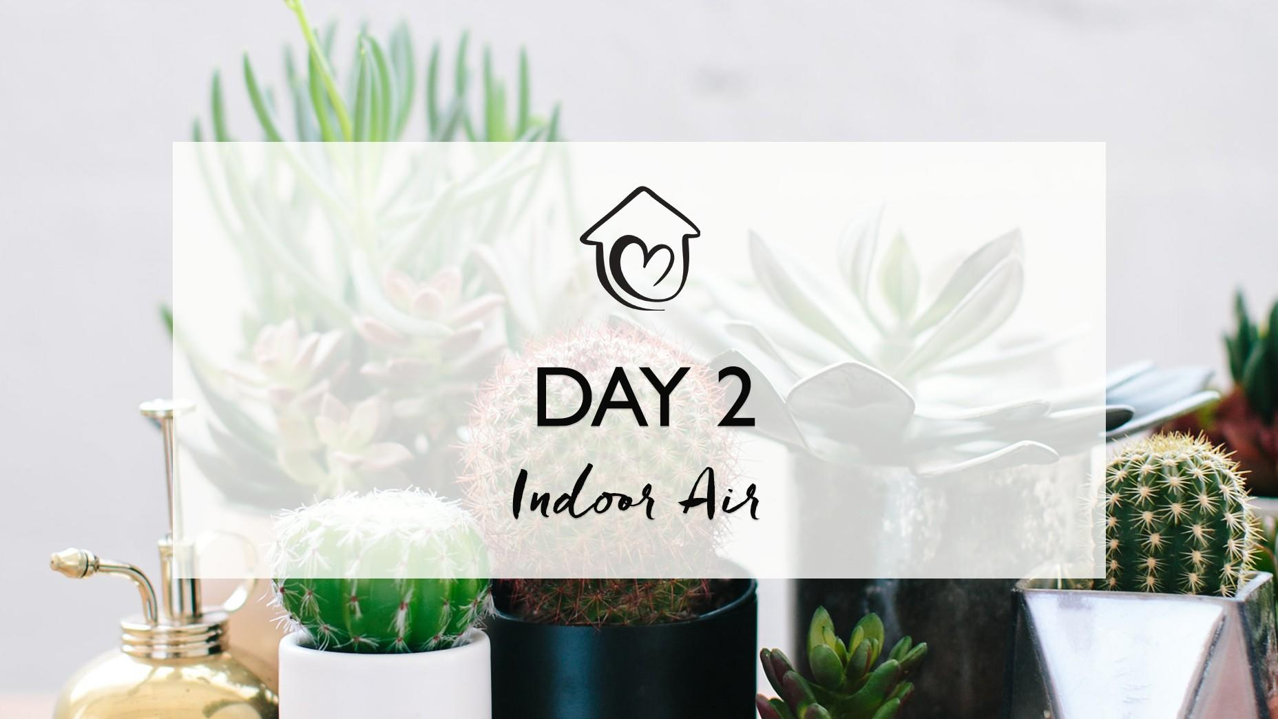 Day 2 - Indoor Air