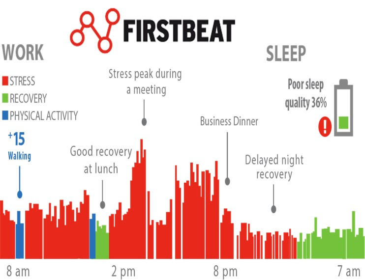 Lifestyle Assessment Firstbeat