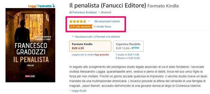 IL PENALISTA di Francesco Gradozzi
