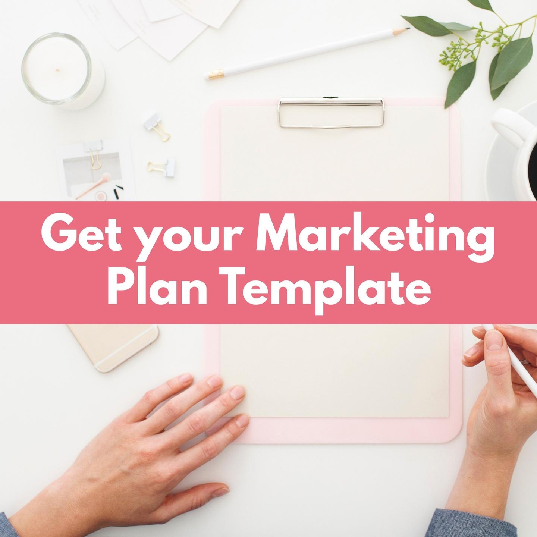 Free Marketing Plan Template