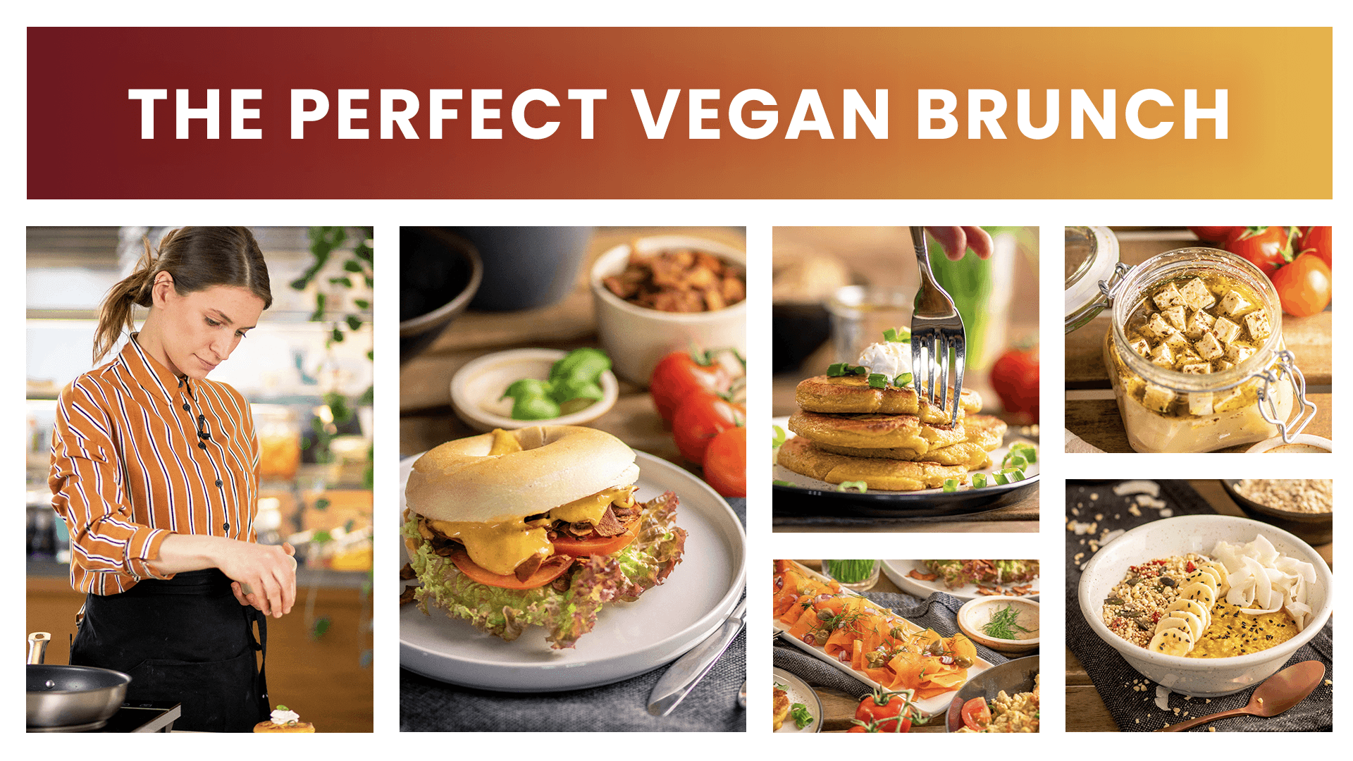 The Perfect Vegan Brunch Online Course