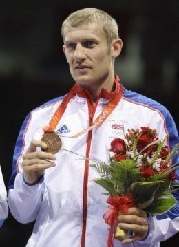 Tony Jeffries Olympic Boxer