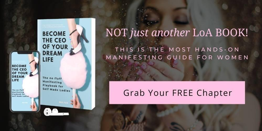 Become the CEO of Your Dream Life Manifesting Book Free Chapter Download