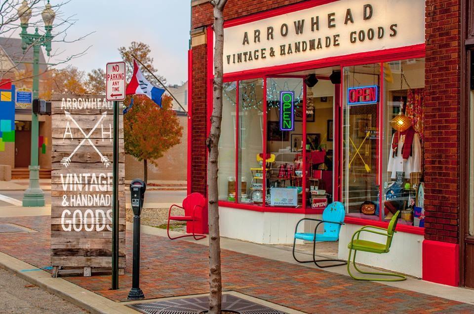 Arrowhead Vintage & Handmade Goods