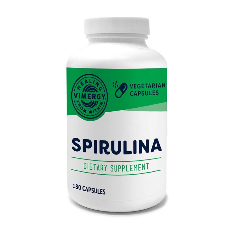 Vimergy Spirulina Capsules