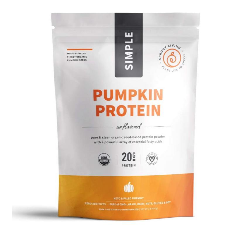Pumpkin Protein Powder