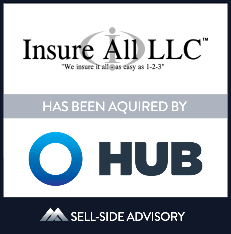 Hub International Mid-Atlantic, Inc. (Hub) has acquired Stanley, Virginia-based Insure All, LLC (Insure All). The transaction became effective November 1, 2020. Insure All is a property and casualty insurance agency providing personal and commercial lines insurance to clients throughout the state of Virginia. Insure All was previously part of Nationwide Mutual Insurance Company's exclusive distribution model and recently transitioned to an independent model. Insure All will join Olson Insurance Agency helping to add to Hub's growing presence in Northern Virginia. MidCap provided guidance to both Olson and Insure All. | Insure All LLC, Hub International Ltd., 01 Nov 2020, Virginia, Insurance & Financial Services