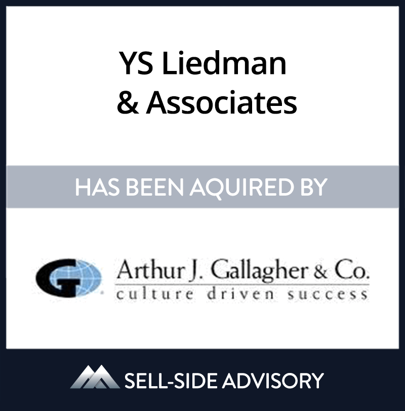 | YS Liedman & Associates, Arthur J. Gallagher & Co., 12 May 2006, Florida, Insurance & Financial Services