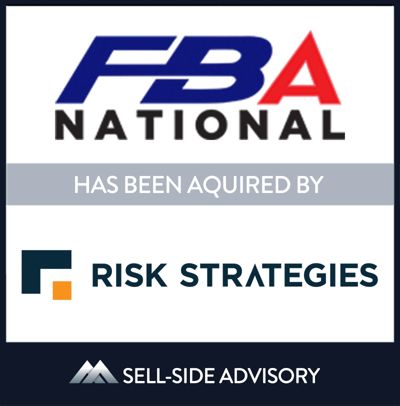 Risk Strategies Company, backed by Kelso Private Equity, acquired long island-based FBA National, LLC (FBA). The transaction became effective October 1, 2020. FBA National is an insurance agency with a primary focus on tailoring employee benefit packages for clients complying with wage parity, living wage, and similar requirements such as prevailing wage. Established in 2012, FBA experienced tremendous growth and became the market leader in the New York home healthcare sector. FBA looks forward to continued growth and excellence with their new partner Risk Strategies.  FBA's three founding partners; William Squires, John Kuveikis, and Matthew Bryant will continue to lead the business. | FBA National LLC., Risk Strategies Company (Kelso Private Equity), 1 Oct 2020, Long Island, Insurance & Financial Services