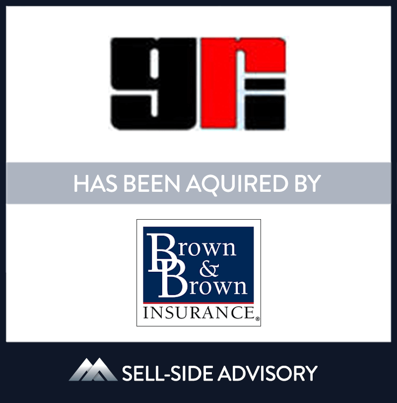 | GRI, Brown & Brown Insurance, 1 Jan 2000, - , Insurance & Financial Services
