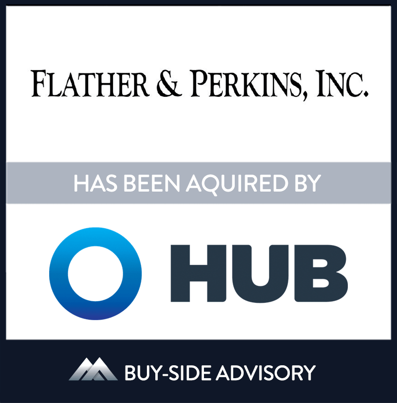 | Flather & Perkins, HUB, June 2018,  Washington D.C., Insurance & Financial Services