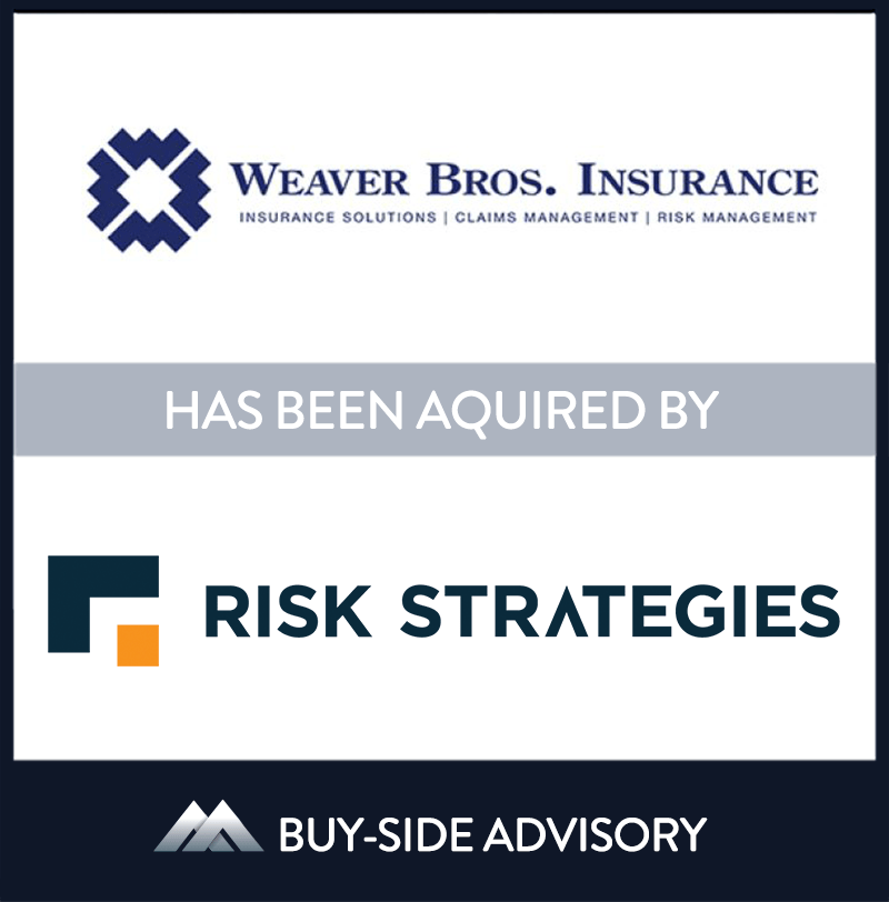 | Weaver Bros. Insurance Associates, Risk Strategies, Jan 2020, Bethesda - Maryland , Insurance & Financial Services