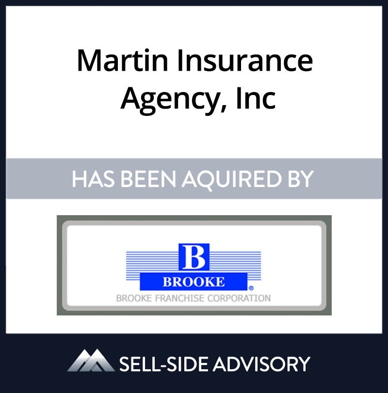 | Martin Insurance Agency Inc, Brooke Insurance, 1 Jan 2000, , Insurance & Financial Services