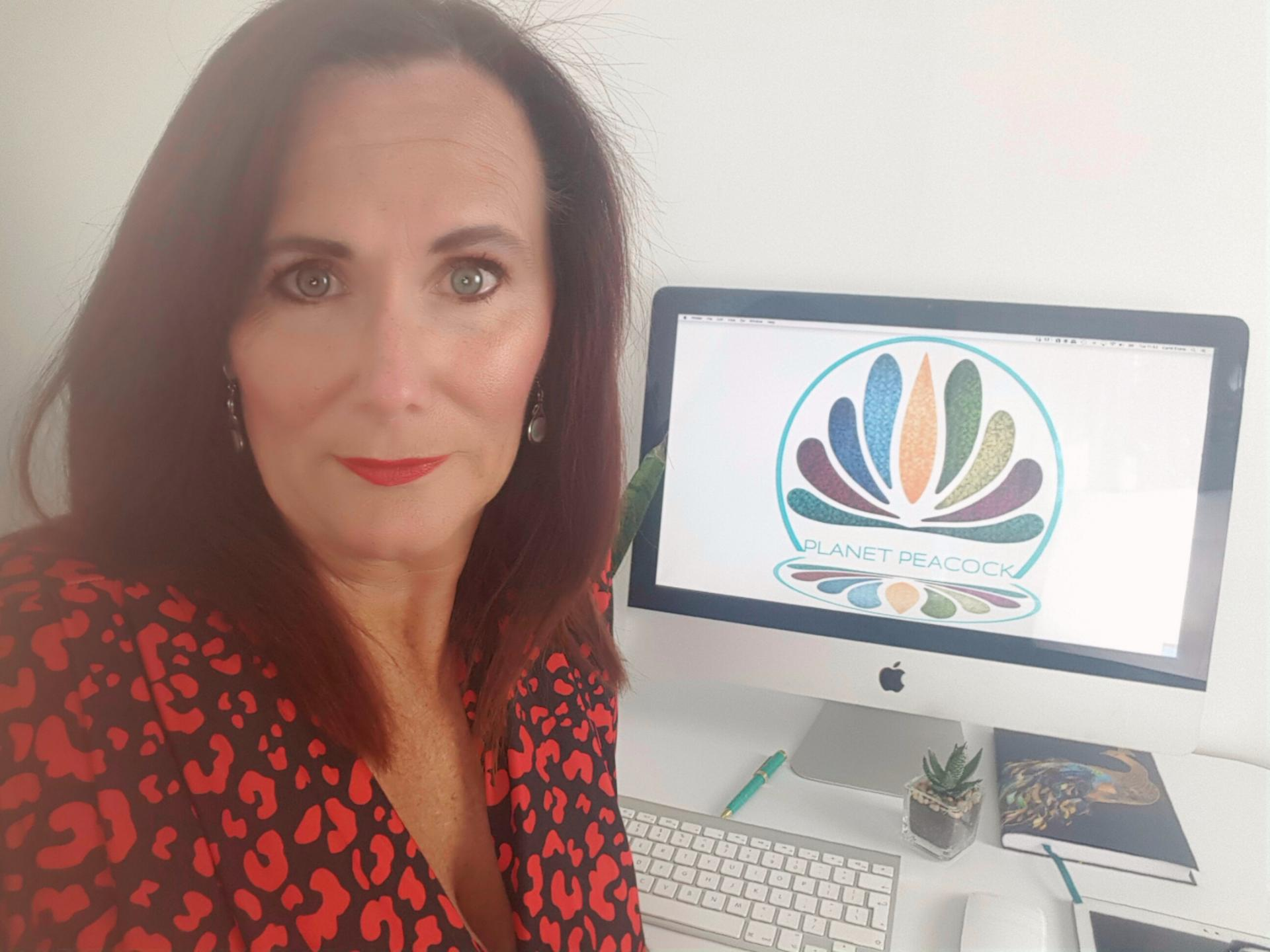 Carol Evans, Business Growth Expert, Planet Peacock