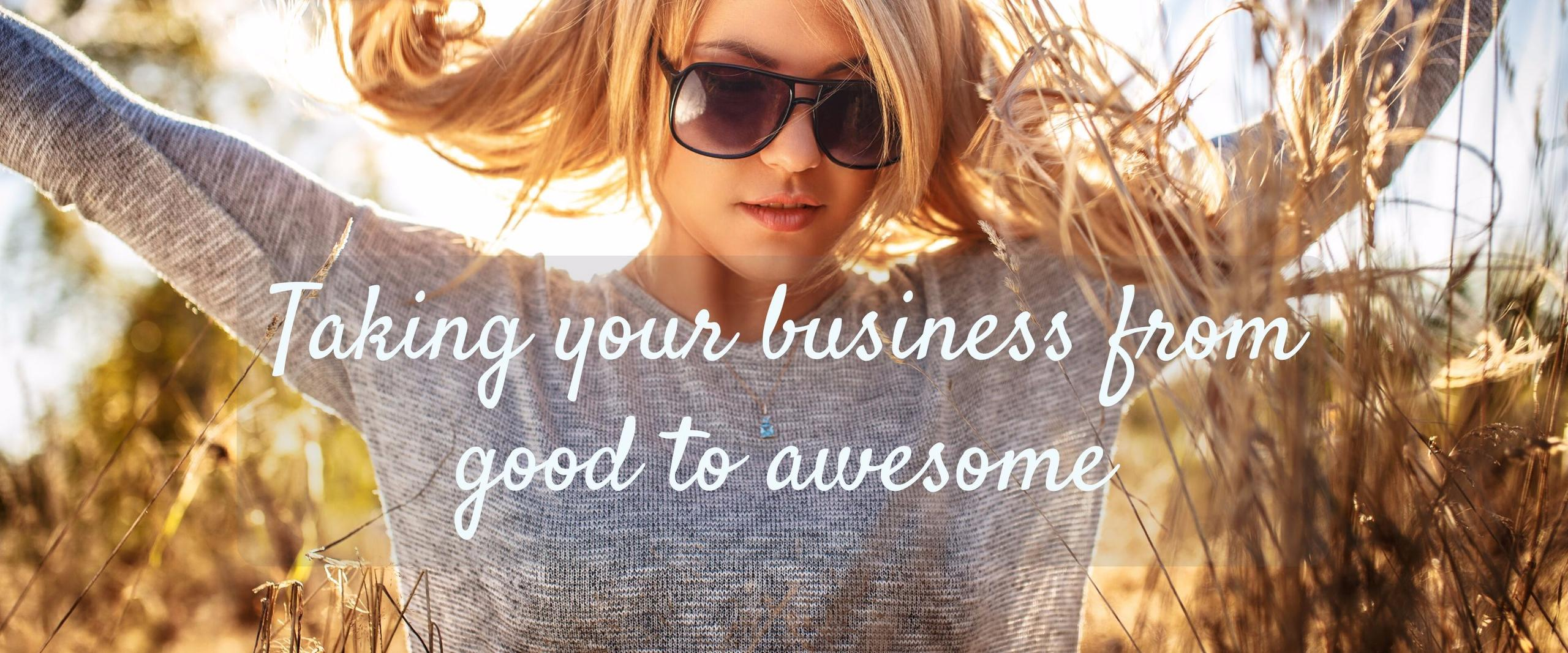 Work with Carol, Taking Your Business from Good to Awesome, Planet Peacock