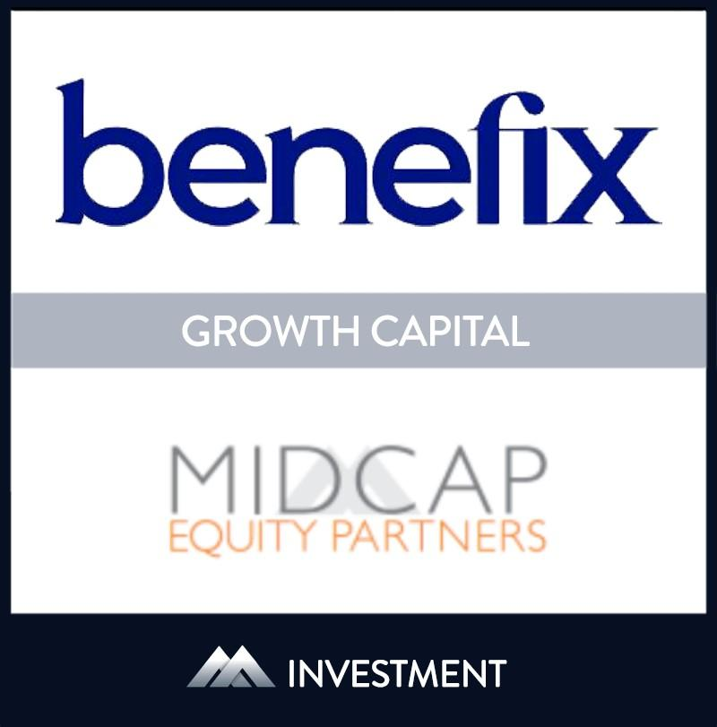 BeneFix is a leading software provider for health benefits insurance brokers.  It maintains a platform that simplifies the process for brokers to find and gather quotes from insurance providers. | Benefix, MidCap Equity Partners, 14 Nov 2017, Pennsylvania, Insurance & Financial Services