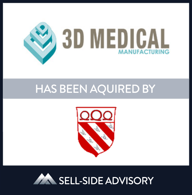 | 3D Medical, Scorpion Capital Partners, 1 Jul 2011, Florida, Manufacturing & Business Services