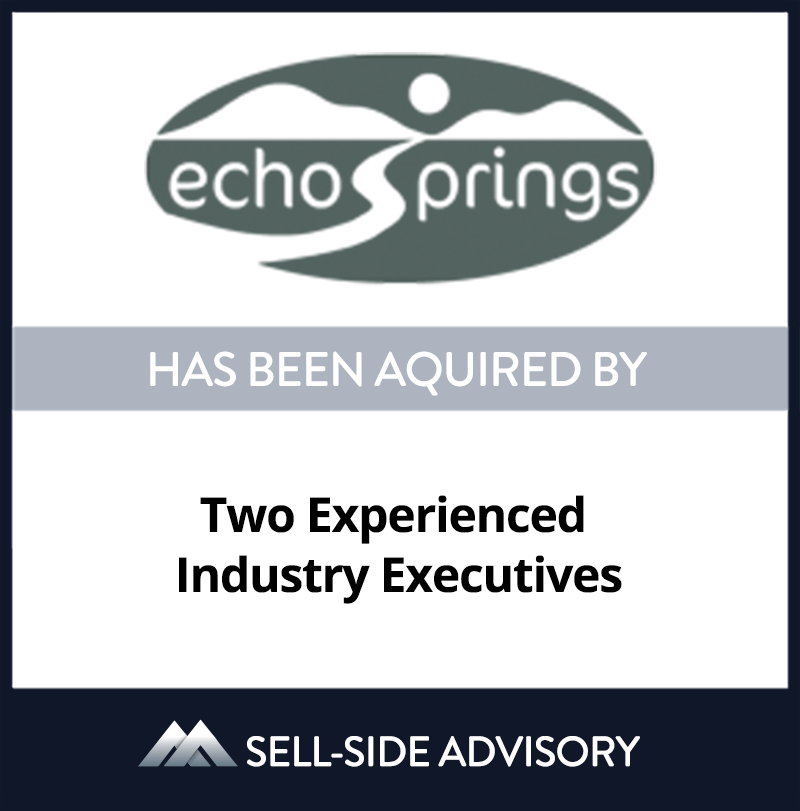 | Echo Springs Transition Study Center, Two Experienced Industry Executives, 24 Mar 2014, Idaho, Education