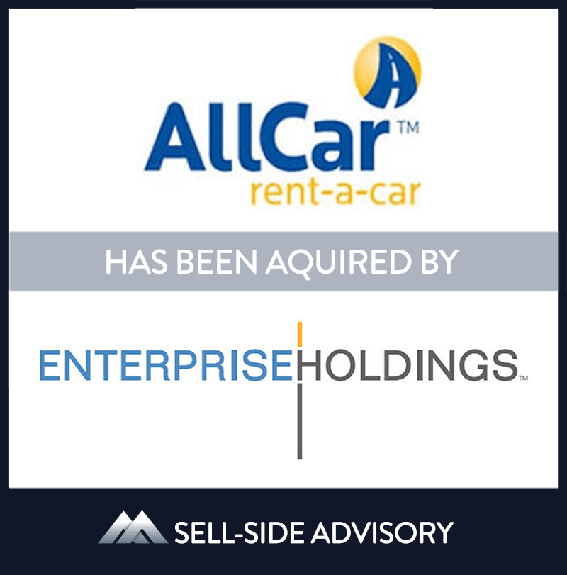 Enterprise holdings has acquired the AllCar Rent-a-Car and Carpingo brands, along with other assets, of Citiwide Auto Leasing, Inc. Both AllCar Rent-a-Car, a neighborhood car rental provider, and Carpingo, a car sharing service, operate primarily in the New York City borough of Brooklyn. AllCar was founded in 1979 by Samuel Cigler before being passed on to his son Gil Cygler, both of whom have played fundamental roles in shaping the car rental business, both in New York and nationwide. MidCap served as advisor to AllCar/Citiwide. | AllCar Rent-A-Car, Enterprise Holdings, 17 Jun 2015, New York, Manufacturing & Business Services
