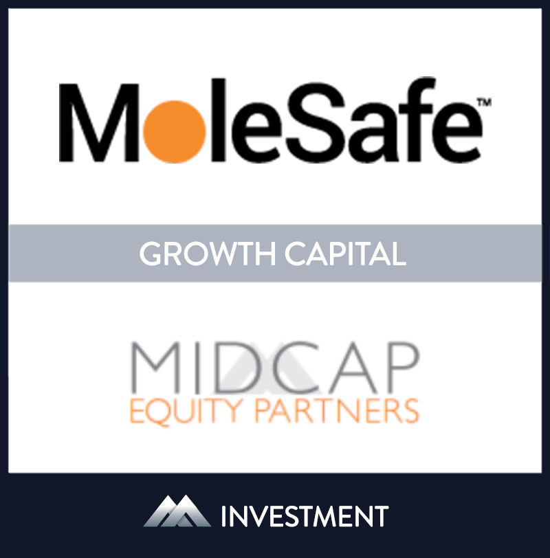 MoleSafe is the leader in offering advanced skin screening diagnostic services through our exclusive Skin Surveillance Program (SSP). | MoleSafe,	MidCap Equity Partners, 16 Oct 2017, New York, Healthcare