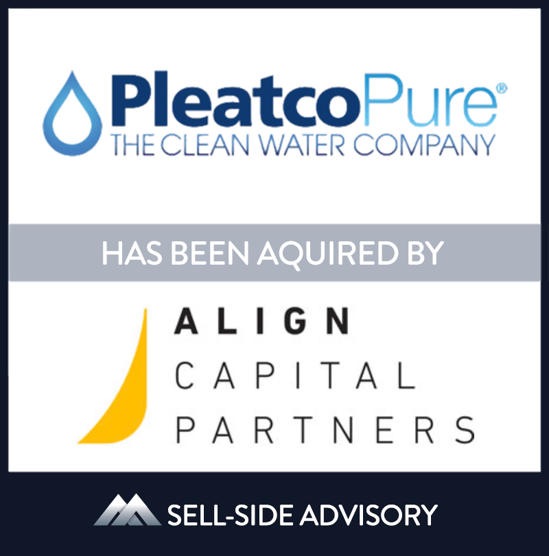 | Pleatco,	Align Capital, 17 July 2017, New Jersey, Manufacturing & Business Services